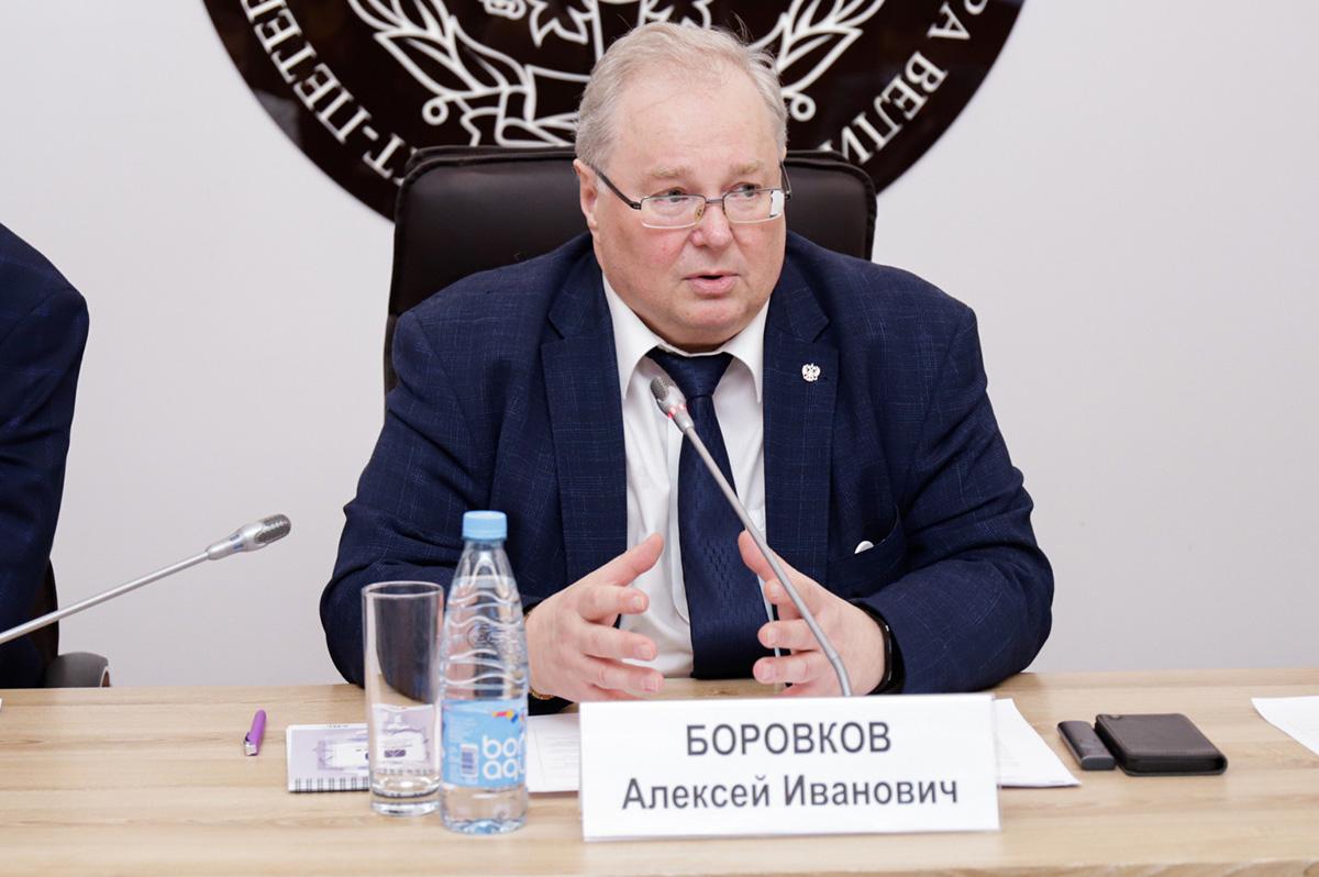 Алексей БОРОВКОВ представил опыт и компетенции инженеров Центра НТИ СПбПУ