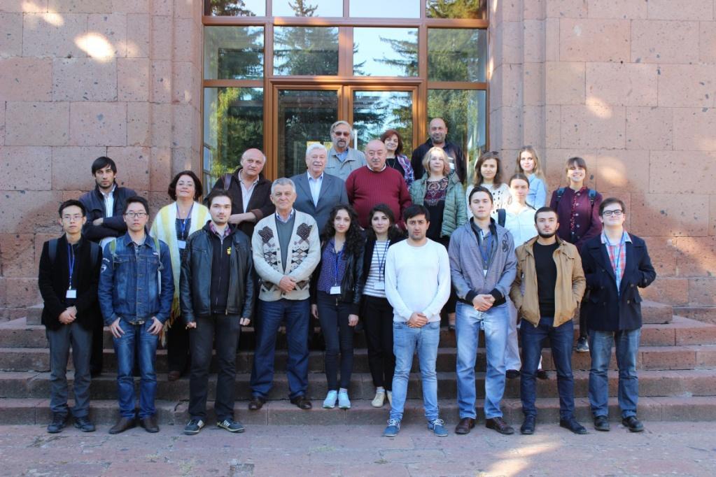 Конференция организована совместно СПбПУ, РАУ и БАО