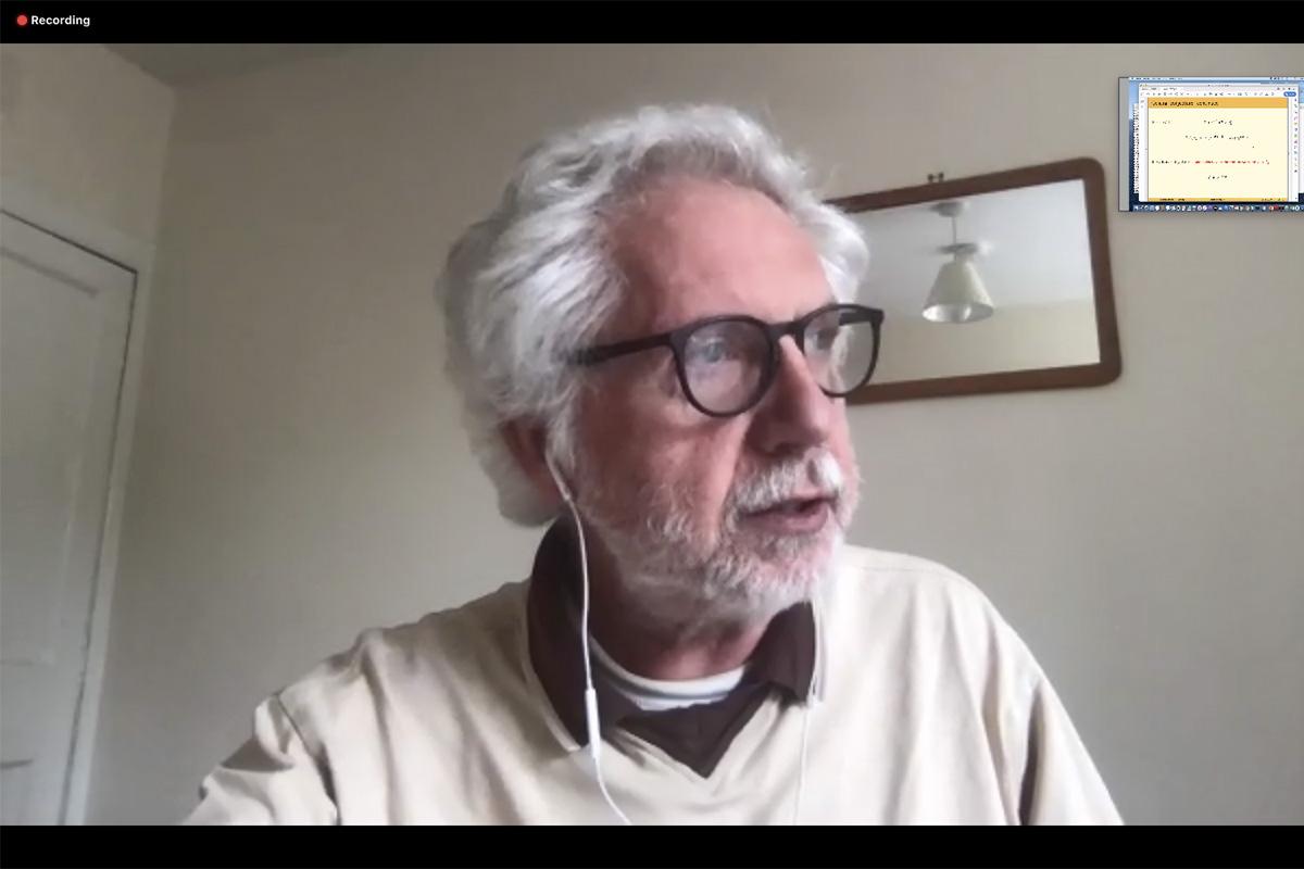 Профессор Антонио Полити