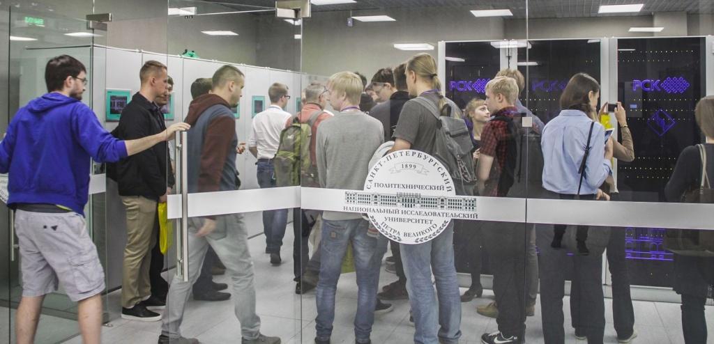 Участники конференции посетили СКЦ Политехнический