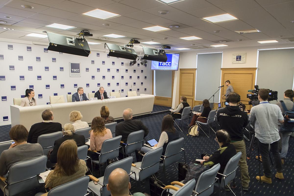 В ТАСС презентовали Центр НТИ Новые производственные технологии