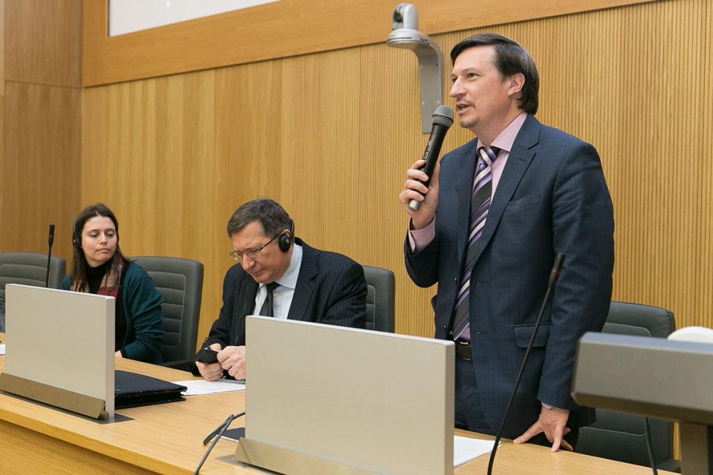 Проректор по международной деятельности СПбПУ Д.Г. Арсеньев - Сотрудничество Политеха с Бранденбургским техническим университетом началось в 2009 году и продолжает развиваться по сей день