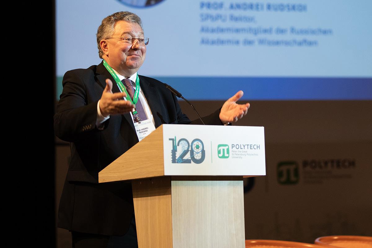 В Российском доме науки и культуры открылся форум «Дни Политеха в Берлине»