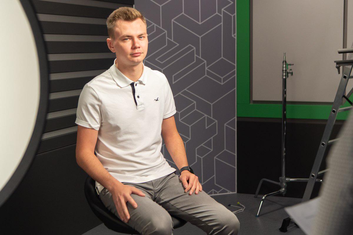 Ассистент Высшей школы киберфизических систем и управления ИКНТ Алексей ГИНЦЯК
