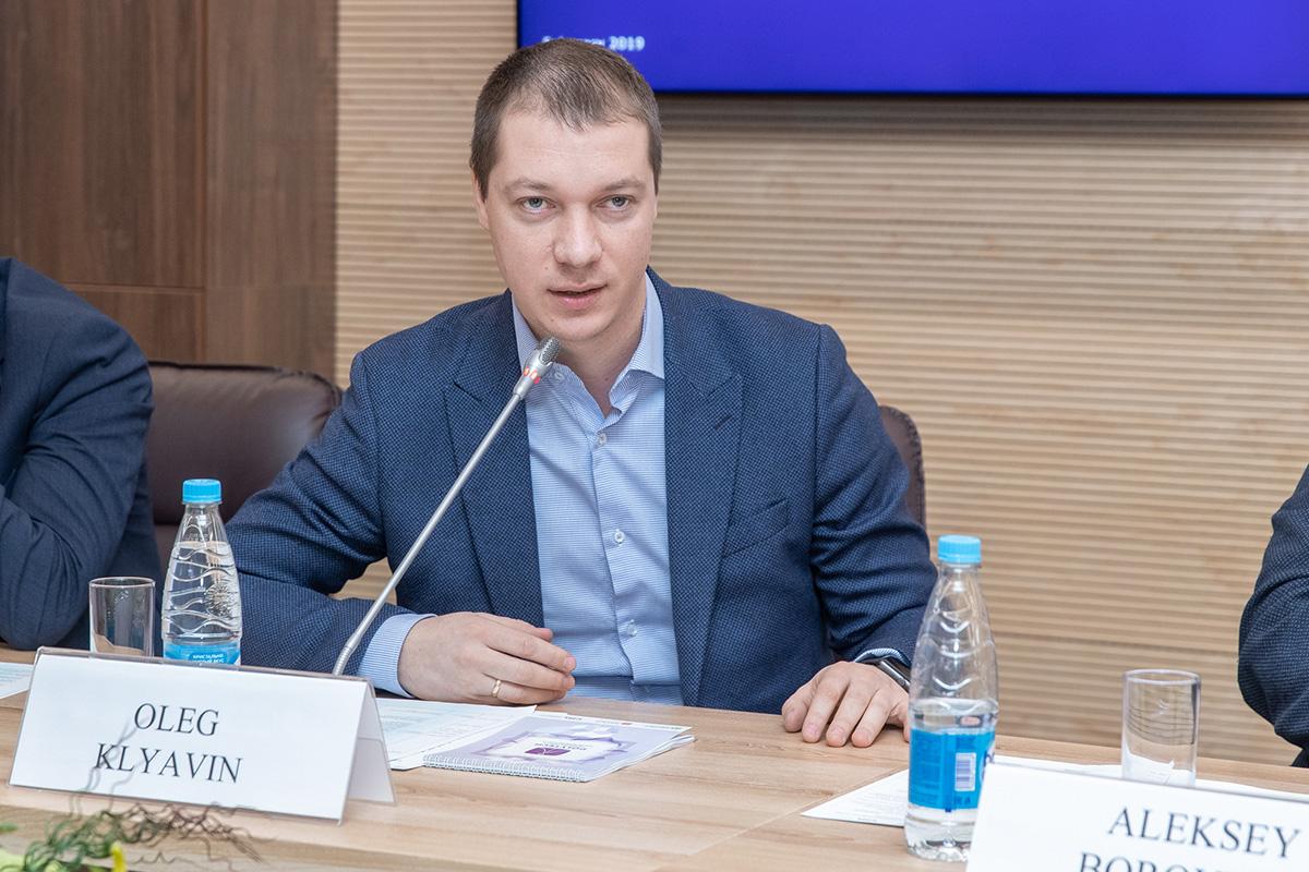 Замруководителя, главный конструктор ИЦ ЦКИ СПбПУ О.И. Клявин