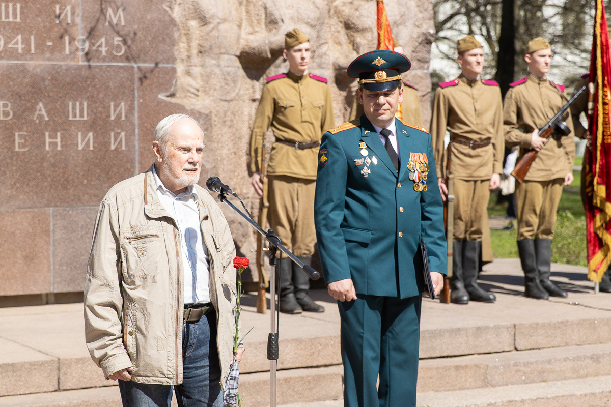 Николай Павлович ШАПЛЫГИН рассказал о военных годах